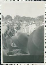 Sénégal, courses de tirailleurs Vintage silver printPhotographie appartenant à