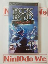 Rock Band Unplugged (PSP) - New and factory sealed