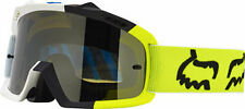 Fox Racing Air Space Creo 2017 Youth MX/Offroad Goggles White/Yellow/Black