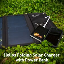 HELIOS FOLDING SOLAR CHARGERS WITH POWER BANK