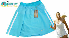NIKE Maria Sharapova Tennis SKIRT Turquoise Medium with inner shorts