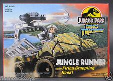 1994 Kenner Jurassic Park Jungle Runner Series 2 Dino Trackers MISB Sealed