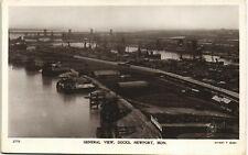 Newport, Mon. General View, Docks # 2778 by Ernest T.Bush.