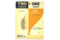 Eric Steiner Book 2 Two Pianists At One Piano Duets for the Young Student