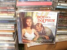 BOY ON A DOLPHIN,INTRADA FILM SOUNDTRACK,LTD EDITION OF 1500