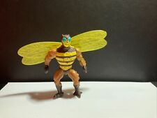 He-man MOTU Masters Universe buzz off bee 1983 mattel comic Figure