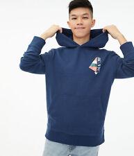 aeropostale mens bk nyc yacht club pullover hoodie