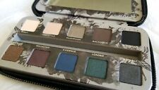 New * URBAN DECAY * Smoked Eyeshadow Palette & Booklet * No Liner or Primer