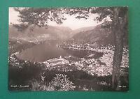 CARTOLINA POSTCARD COMO PANORAMA 1964