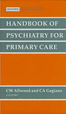 Handbook of Psychiatry for Primary Care in Southern Africa (Medical Handbook Ser