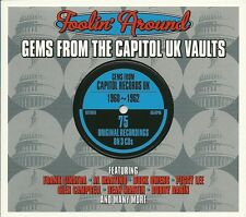 FOOLIN' AROUND GEMS FROM THE CAPITOL UK VAULTS 1960 - 1962 - 3 CD BOX SET
