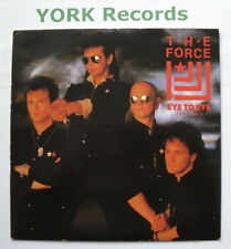 "FORCE - Eye To Eye - Excellent Condition 7"" Single Valentino B 9478"