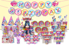 My Little Pony Happy Birthday Party Supplies and Decorations