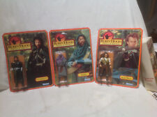 ROBIN HOOD PRINCE OF THIEVES-3 ACTION FIGURES-KENNER 1991-AZEEM,SHERIFF