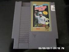 Lee Trevino's Fighting Golf (Nintendo NES Game)