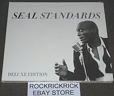 SEAL - STANDARDS DELUXE EDITION -14 TRACK CD- (DIGIPAK) BRAND NEW SEALED