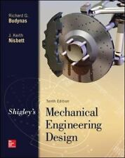 *4DAYS DELIVERY BY FedEx*- Shigley's Mechanical Engineering Design, 10th US ed.