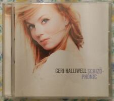 Schizophonic by Geri Halliwell (CD, Jun-1999, Capitol/EMI Records)