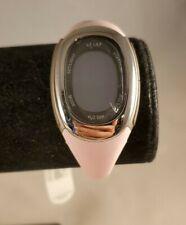 Nice Nike WR0075 Imara Run Womens Digital Chrono Sport Watch Pink Silver 43 Lap