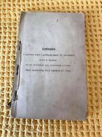 Antique Welsh Language Poetry Book The Golden Cairn 1904 Snowdonia Gwynedd