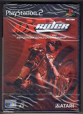 PS2 MX Rider (2001), UK Pal, Brand New & Sony Factory Sealed