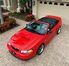 1999 Ford Mustang GT Only 16K Miles! Rare Collector! Ford Mustang GT Convertible Only 16K Miles! 35th Anniversary Rare Collector!