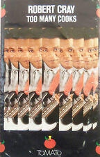 Robert Cray: Too Many Cooks  Audio Cassette 1998