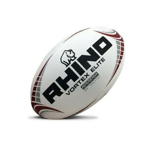 Rhino Vortex Elite Replica Rugby Ball (Size Mini / Midi)