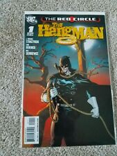 The Red Circle- The Hangman #1 - DC comic books