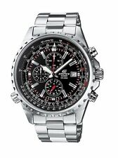 Casio Edifice Men's Watch EF527D-1AV Stainless Steel