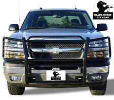 Black Horse 1992-1999 Chevy Tahoe/Suburban Grille Brush Guard Push Bar 17GJ23MA