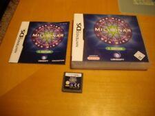 Wer wird Millionär (Nintendo DS, 2007) in Original Hülle +Bedienungsanleitung