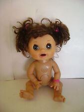 Hasbro Baby Alive Real Surprises Hispanic Brunette Doll English Spanish 2012