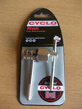 Ciclo bici bicicletta Cyclo Rivoli Catena Breaker LINK RIVET EXTRACTOR 9,10,11 SPEED