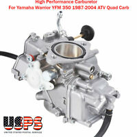 High Performance Carburetor For Yamaha Warrior YFM 350 87-04 ATV Quad Carb USA