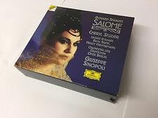 Strauss: Salome Richard Strauss Audio 2 CD SET MINT/NMINT