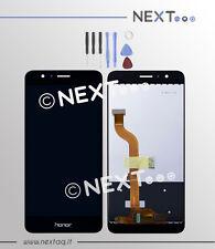 Schermo LCD Display  + Touchscreen Huawei Honor 8 nero + kit riparazione