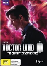 Doctor Who : Series 7 (DVD, 2013, 5-Disc Set)