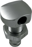 """Blowsion PWC Water Bypass Fitting 90 Degree Silver For 3/8"""" ID Hose"""