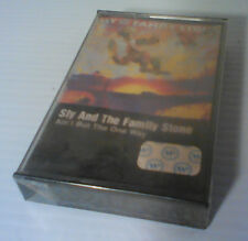 Sly and The Family Stone Ain't But the One Way 1982 Cassette