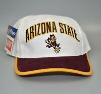 Arizona State Sun Devils Vintage 90's Nu Image Snapback Cap Hat - NWT