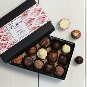 Friars Luxury Signature Chocolates Gourmet Selection Assortment - 15 Chocolates