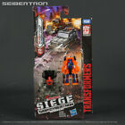 WFC-S33 POWERTRAIN + HIGHJUMP Transformers Siege Micromasters Off-Road Patrol