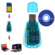 Sim Card Reader USB Cloner Writer Edit Copy