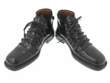 GUCCI Women's medium cut boots Mouton leather black black 36 9.1 ""