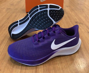 Nike Air Zoom Pegasus 37 Court Purple Sneakers Men's Size 12.5 (CJ0677-500) NEW