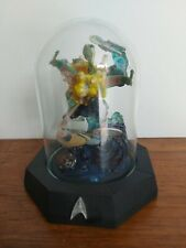 Franklin Mint Star Trek Limited Edition Domed Diorama - The Undiscovered Country