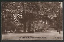 The Convalescents Corner The Downs Bristol Vintage RPPC