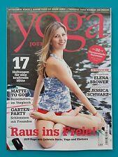 Yoga Journal Nr.4 Juli/August 2016    Raus ins Freie.....  ungelesen 1A abs. TOP