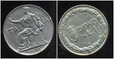 ITALIE  ITALY  1 lire 1923 ( bis )